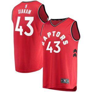 NBA Nike Toronto Raptors Siakam Fanatics Jersey 43